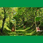 神戸市北区から妙見の森に行く方法別の料金を調査