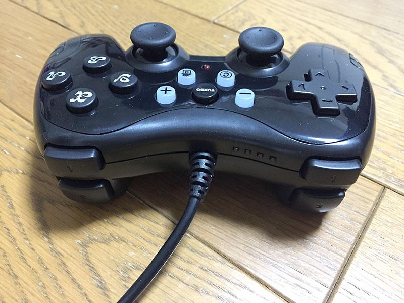 アンサー Switch用 USBコントローラPro Lite